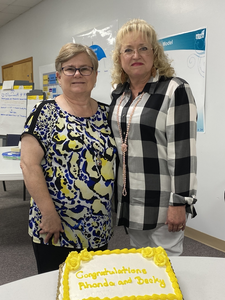 Happy Retirement to Becky Johnson and Rhonda Taylor! We appreciate your many years of service at the Coop!