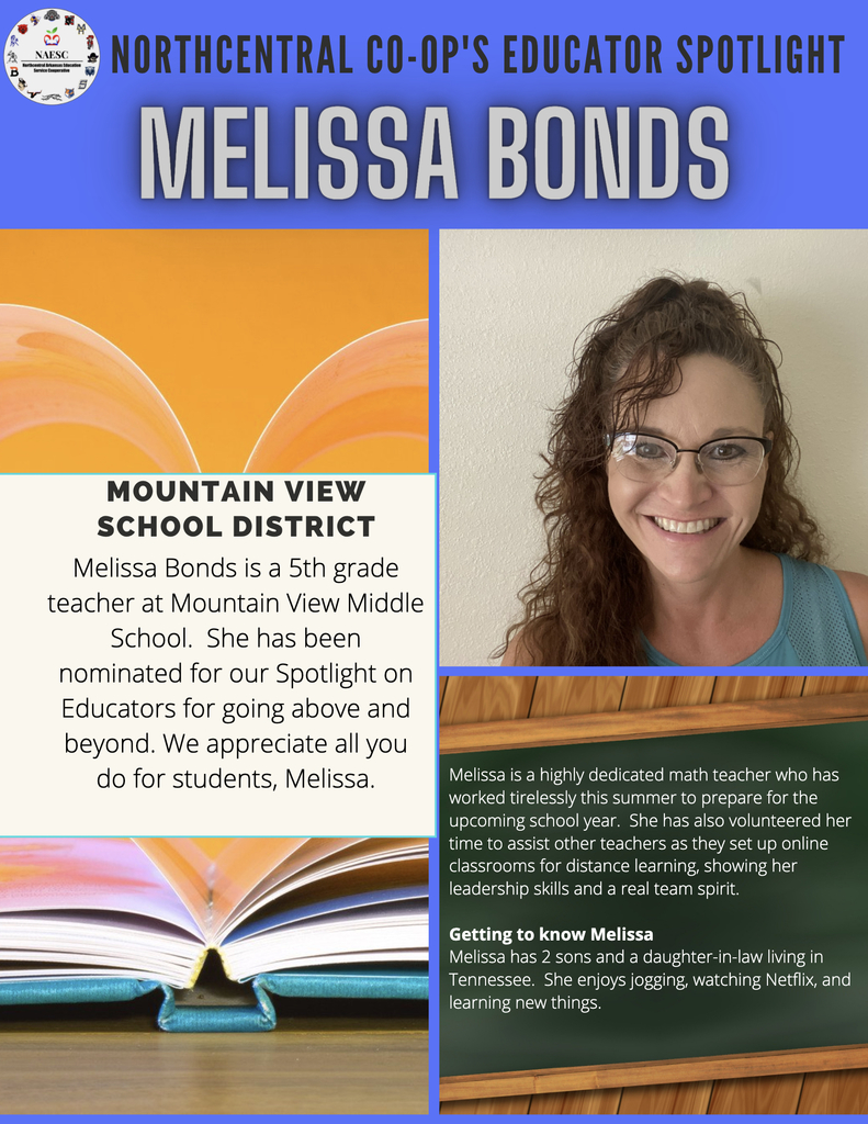 Teacher Spotlight: Melissa Bonds